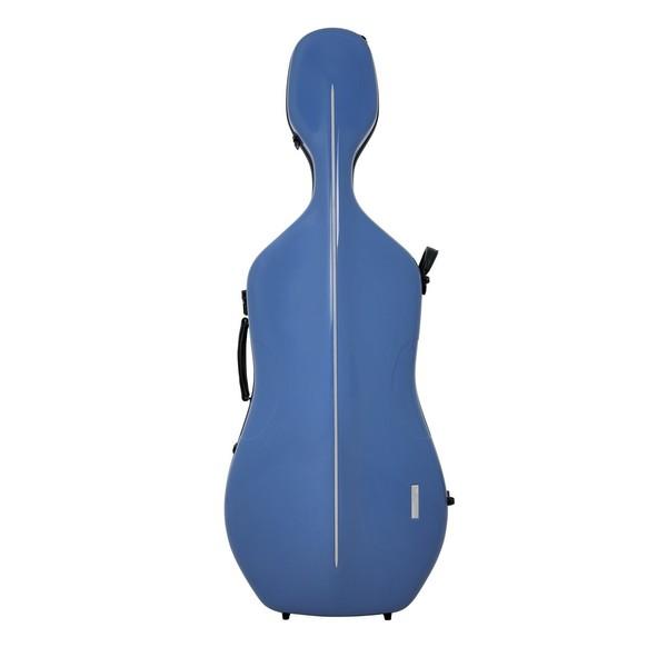 Gewa Air 3.9 Cello Case, Blue and Black
