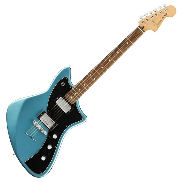 Fender Meteora HH PF, Lake Placid Blue at Gear4music