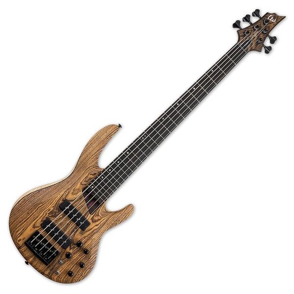 ESP LTD B-1005 Bass, Natural Satin