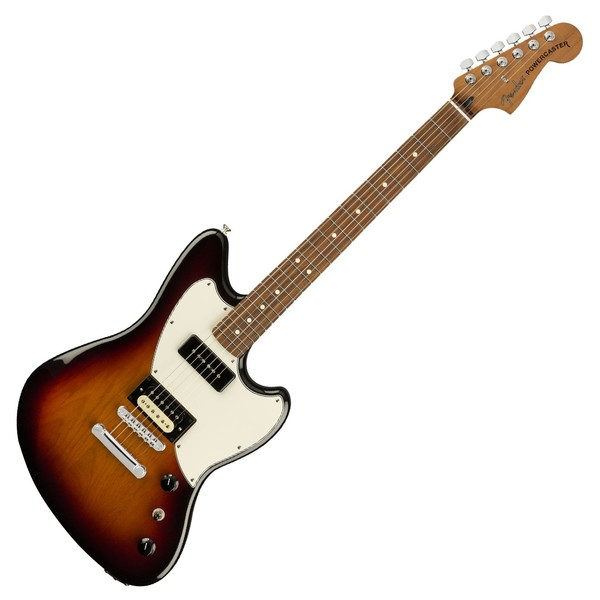 Fender PowerCaster PF, 3-Color Sunburst - Main