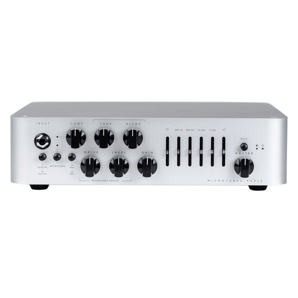 Darkglass Microtubes 900 V2 Bass Head - Front