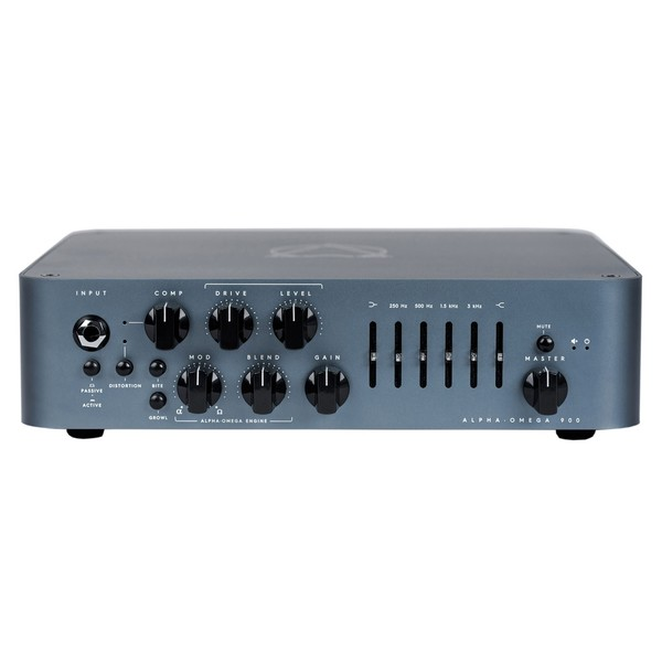 Darkglass Alpha-Omega 900 Bass Head - Front
