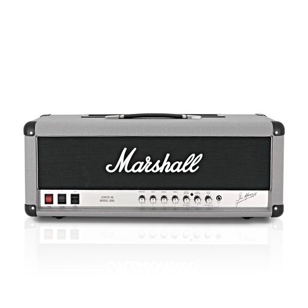 Marshall 2555X Silver Jubilee Re-Issue Valve Head main