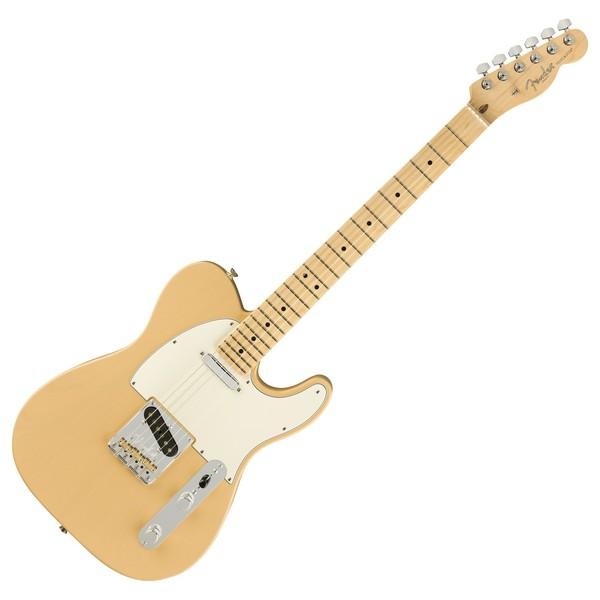 Fender Light Ash American Pro Telecaster MN, Honey Blonde