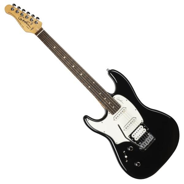 godin left handed electric guitars gear4music. Black Bedroom Furniture Sets. Home Design Ideas
