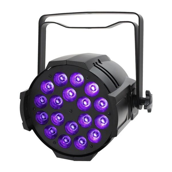 LEDJ Performer 18 HEX MKII RGBWA+UV LED Par Can