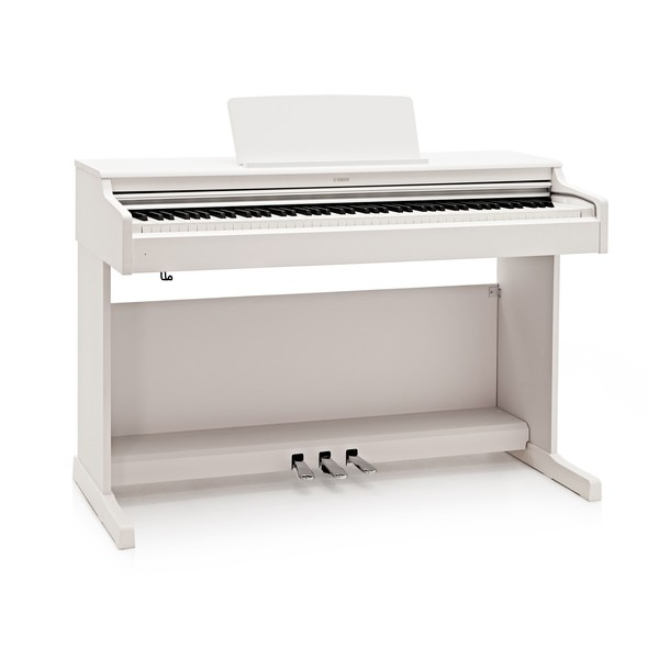 Yamaha YDP 164 Digital Piano, White