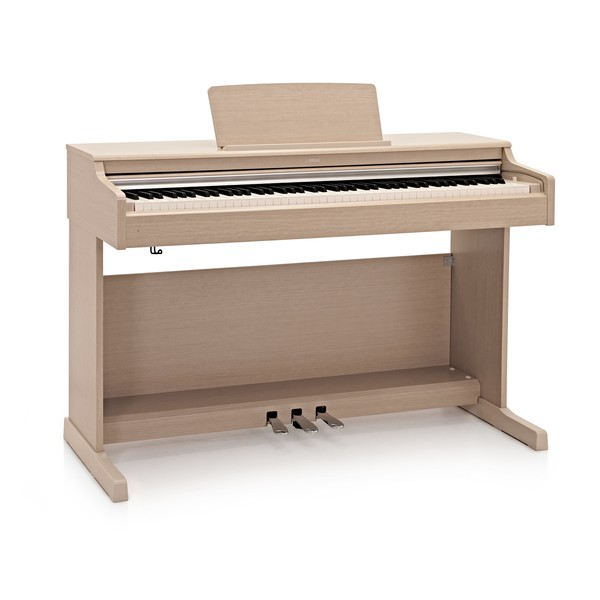 Yamaha YDP 164 Digital Piano, White Ash