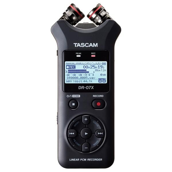 Tascam DR-07X Stereo