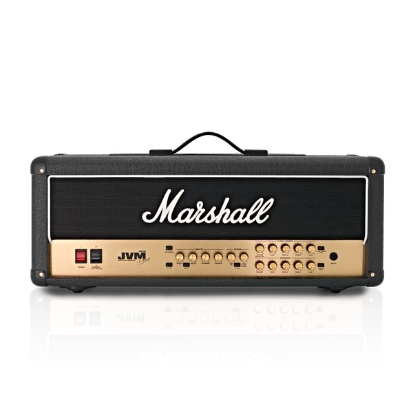 Marshall JVM205H 50W Valve Amp Head main