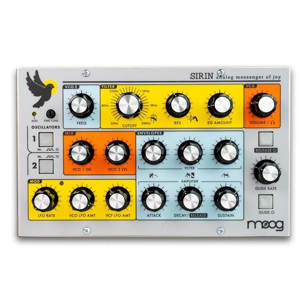 Moog Sirin - Main