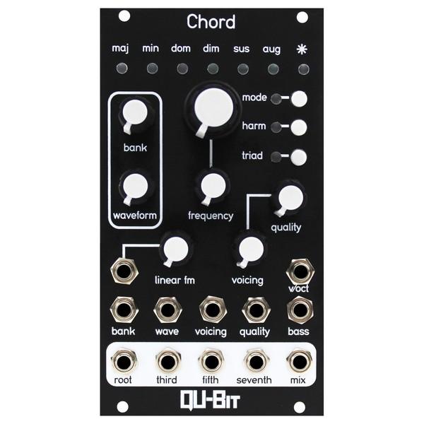Qu-Bit Chord v2 - Front