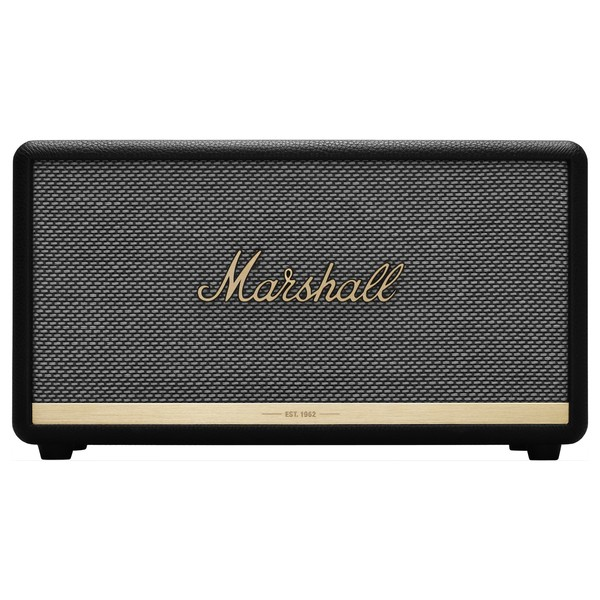Marshall Stanmore II Bluetooth Speaker, Black