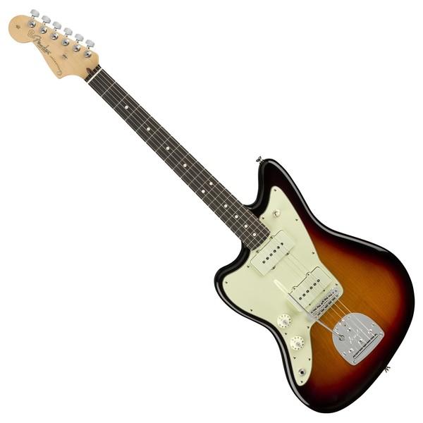 Fender American Pro Jazzmaster RW Left Handed, 3-Color Sunburst