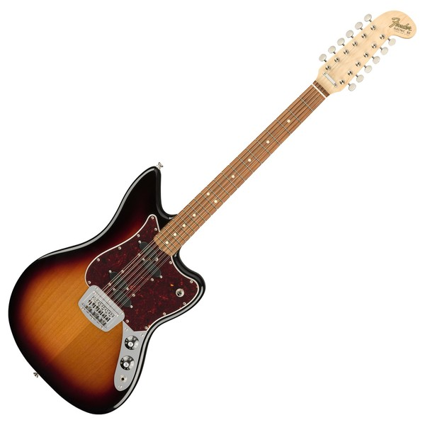 Fender Electric XII 12-String PF, 3-Color Sunburst