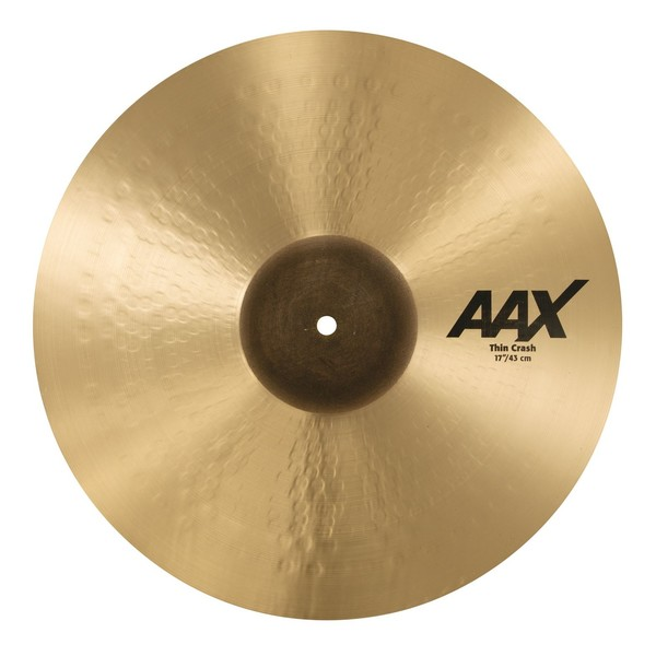 "Sabian AAX 17"" Thin Crash"