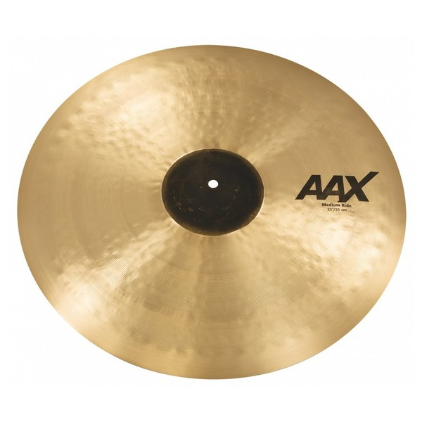 "Sabian AAX 22"" Medium Ride Br. - Main Image"