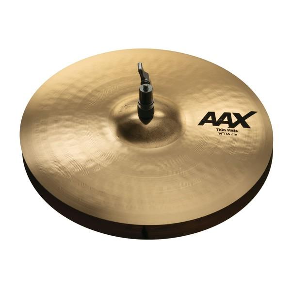 """Sabian AAX 14"""" Thin Hi Hats Br. - Main Image"""