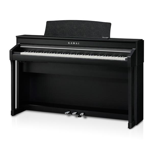 Kawai CA78 Digital Piano, Satin Black