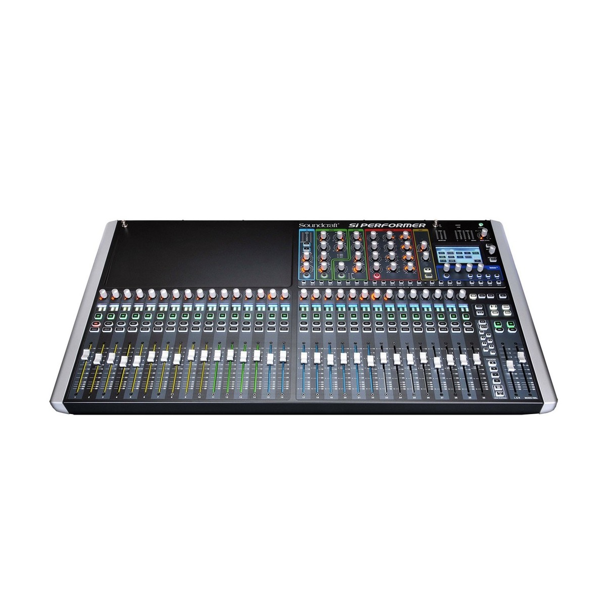 Click to view product details and reviews for Soundcraft Si Performer 3 Digital Mixer.