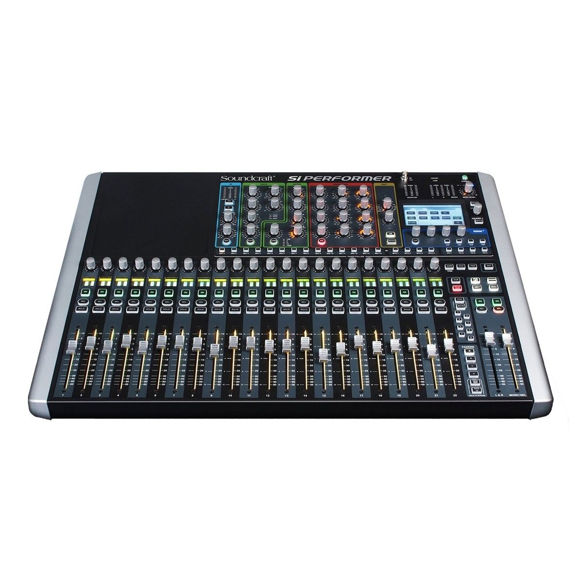 Click to view product details and reviews for Soundcraft Si Performer 2 Digital Mixer.