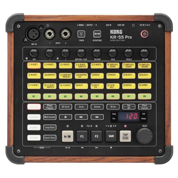 Korg KR-55 Pro - Main
