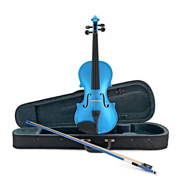 Rainbow Fantasia Blue Violin Outfit, Full Size main