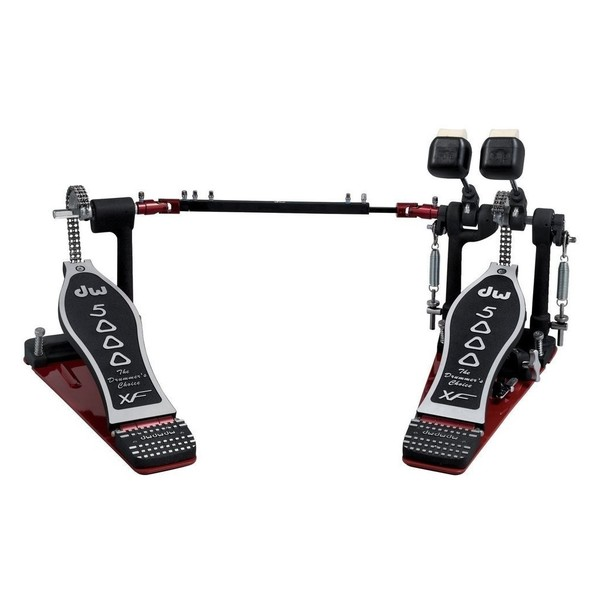 DW 5002AD4XF Extended Footboard Double Bass Drum Pedal - Main Image
