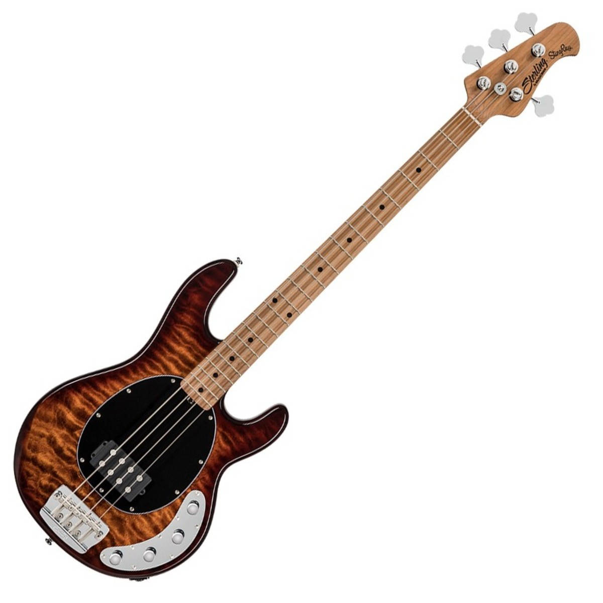 disc sterling stingray bass mn island burst gear4music. Black Bedroom Furniture Sets. Home Design Ideas