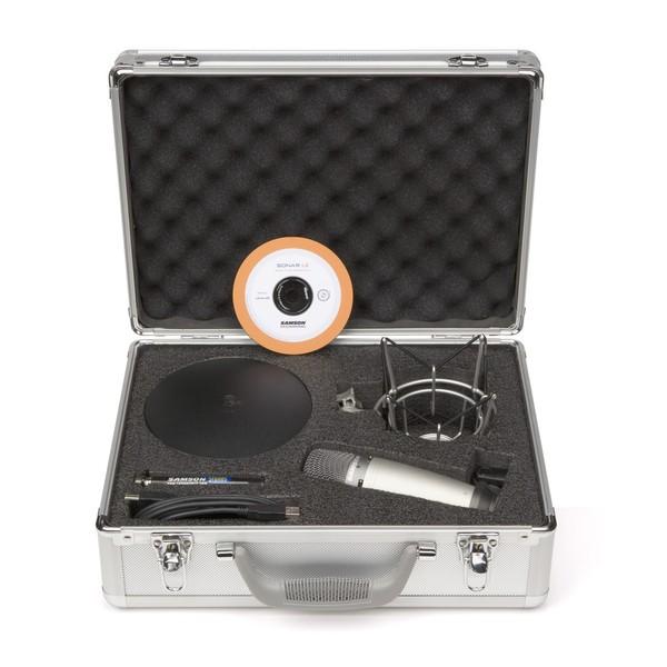 Samson C03U Recording / Podcasting Pack - Main