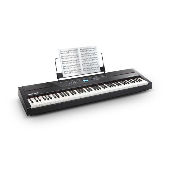 Alesis Recital Pro 88 Note Digital Piano - Main (book not included)
