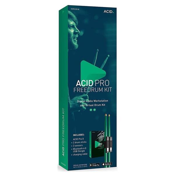 Magix ACID Pro 8 Freedrum Kit - Boxed