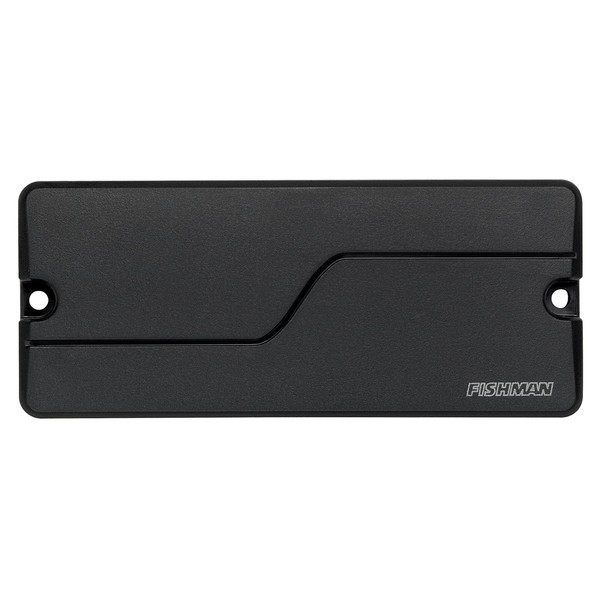 Fishman Fluence 4-String Bass Pickup, Black