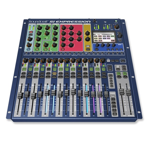 Soundcraft Si Expression 1 Front
