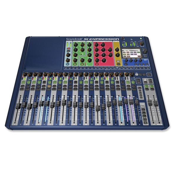 Soundcraft Si Expression 2 Front