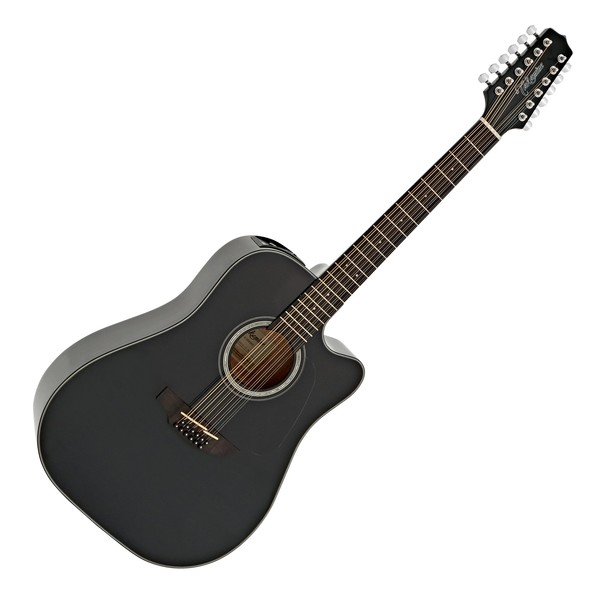 Takamine GD30CE 12 String Electro Acoustic, Black main