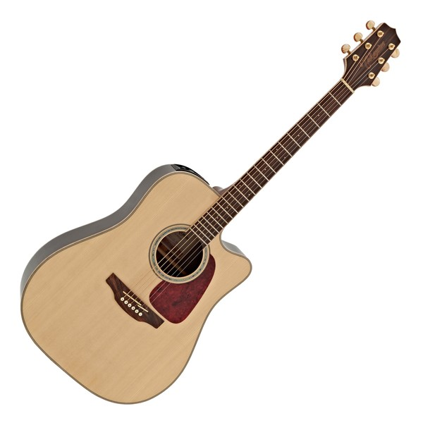 Takamine GD71CE Dreadnought Electro Acoustic, Natural