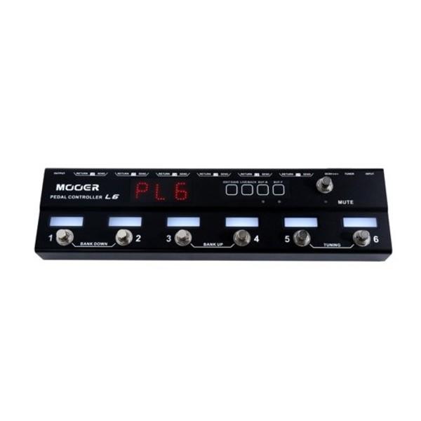 Mooer L6 Pedal Controller