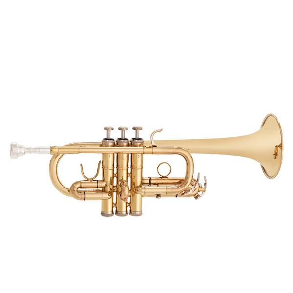 Coppergate D/Eb Trumpet by Gear4music