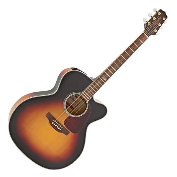 Takamine GJ72CE Electro Acoustic, Sunburst main