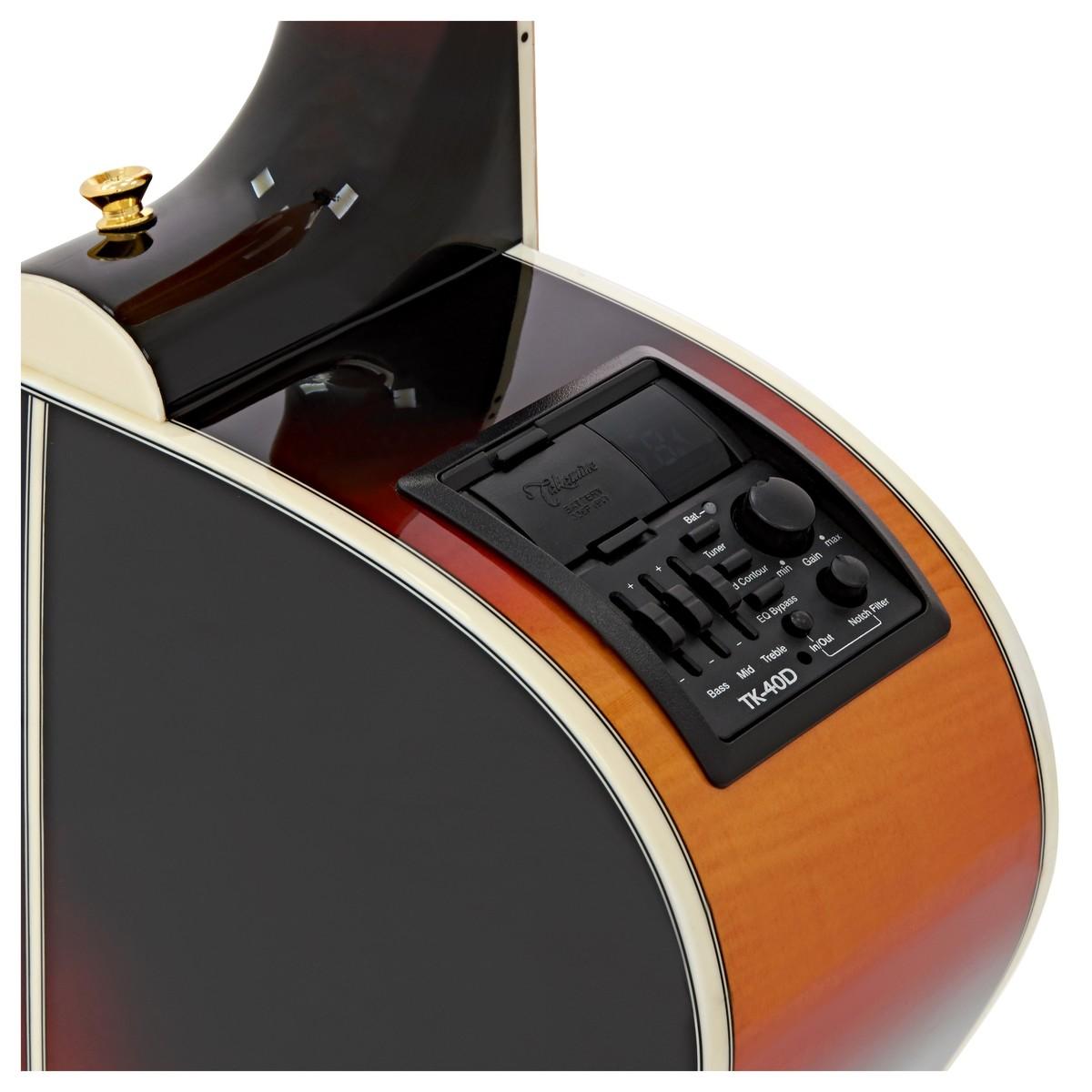 Takamine GJ72CE Electro Acoustic, Sunburst