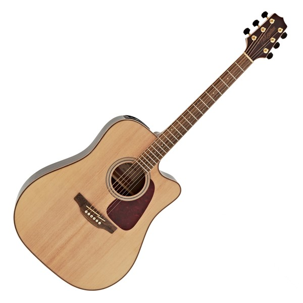 Takamine GD93CE Dreadnought Electro Acoustic, Natural