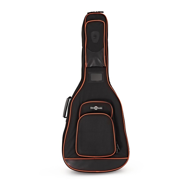 Pro Dreadnought Acoustic Guitar Gig Bag by Gear4music