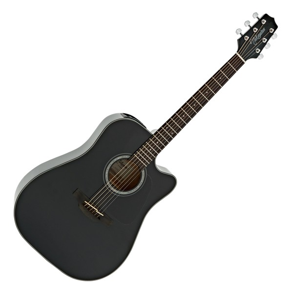 Takamine GF30CE FXC Electro Acoustic, Black main