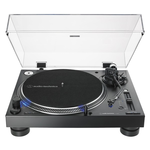 Audio Tehnica AT-LP140XP - Front Open