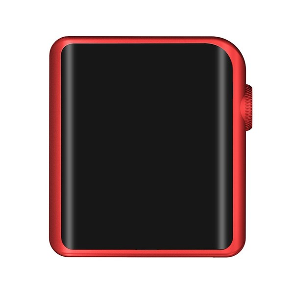 Shanling M0 Lossless Digital Audio Player, Red - Front