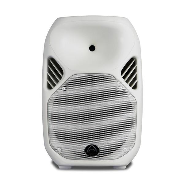 Wharfedale Pro TITAN AX12 12'' Active PA Speaker, White, Front