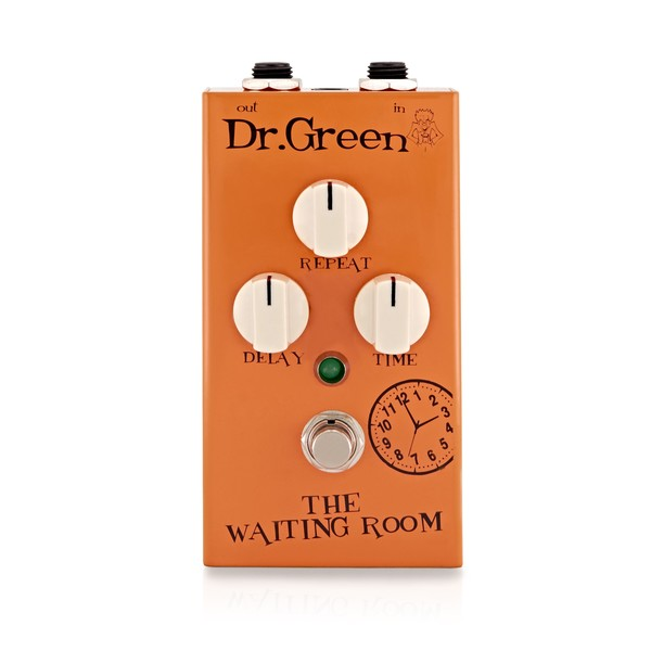Dr Green The Waiting Room Delay Pedal main