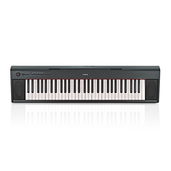 Yamaha Piaggero NP12 Portable Digital Piano, Black main