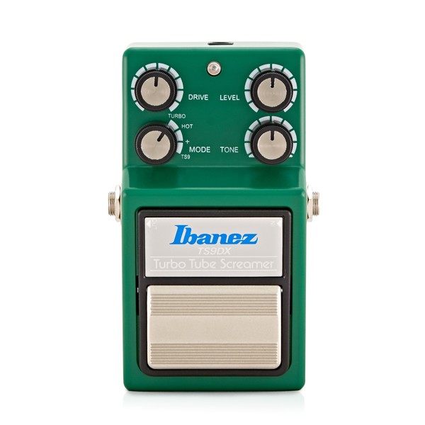 Ibanez TS9DX Turbo Tube Screamer main